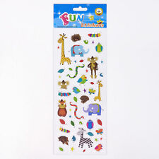 Fun Stickers Animal Characters 738
