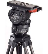 Sachtler FSB8 Fluid Head W/ Speed Lock 75 Carbon Fiber Tripod
