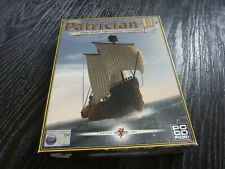 PC CD-ROM Game Big Box – Patrician II 2 – Ascaron