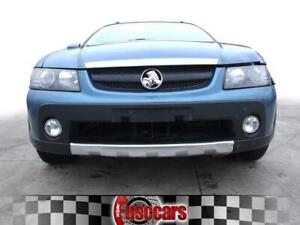 Holden Commodore VZ Adventra Front Bumper Bar - Barbados Blue 946J