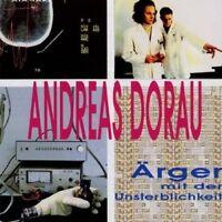 ANDREAS DORAU - ÄRGER MIT DER UNSTERBLICHKEIT  VINYL LP NEW
