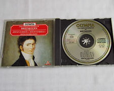 Edith FISCHER / BEETHOVEN Complete sonatas Vol.1 UK CD OLYMPIA OCD 330(1989)M/NM