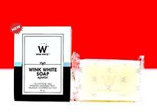 80g GLUTA SOAP WINK WHITE L-GLUTATHIONE FACIAL BODY CLEANSING WHITENING SKIN