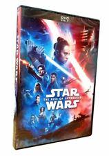 STAR WARS THE RISE OF SKYWALKER DVD MOVIE BRAND NEW SEALED DISNEY EPISODE 9