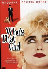 Who's That Girl [New DVD] Dubbed, Subtitled, Widescreen