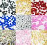 Wedding Table Confetti Hearts Diamond Acrylic Crystals Diamante Gem Party Decor