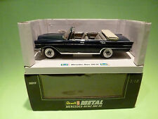 REVELL 1:18 MERCEDES BENZ 300 SE - CONVERTIBLE  -  RARE SELTEN - GOOD IN BOX