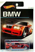 2016 Hot Wheels BMW Series #3 BMW E36 M3 Race