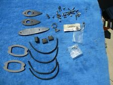 1957 Chevy Car Lens and Other Gaskets / Rubber Parts New Nos Nors