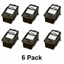 6 Canon PIXMA MX420 MX410 MX360 MX350 MX340 MX330 Ink Cartridge 2973B001 PG210XL