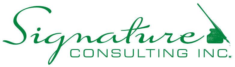 Signature Consulting Inc.