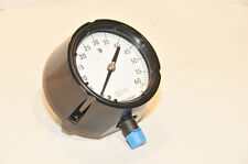 """Ashcroft General Service Gauge 60psi 4"""" Dial New! $40"""
