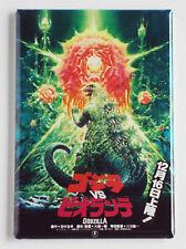 Godzilla vs. Biollante (Japan) FRIDGE MAGNET (2.5 x 3.5 inches) movie poster