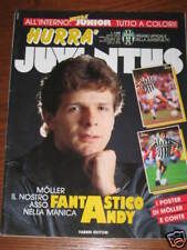 HURRA' JUVENTUS 1992/11 DIEGO MARADONA MOLLER DI CANIO