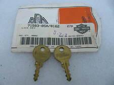 Harley Davidson Keys #162 71583-85A Evolution Touring Dyna FXR Sportster ?