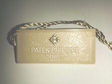 PATEK PHILIPPE Hangtag Sello Seal Cachet Sigillo GENEVE 5496P-001 Etiqueta Tag