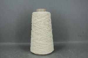 2/7.8NM dk wt noil silk, 100g cone, 420 yards, yang