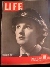Life Magazine January 1942 This Above All