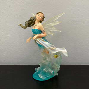 Faerie Glen Munro Fairy Aquanise FG828 Figure 2004 Retired 7in RARE