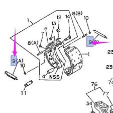 Spring Return Brake Shoe For ISUZU FSR FTR FVR EVR 1988-1993 (B) PACK OF 2