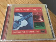 1998 Singin' & swingin' Through Texas 8 Tunes From The Lone Star State
