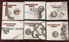 AGATHA CHRISTIE  6 Krimi - Je 3 CDs - Hörbücher