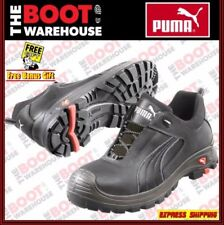 PUMA Men's Leather Work Boots