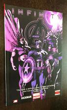 AVENGERS Volume 4 Hardcover -- Infinity -- Hickman -- Marvel HC