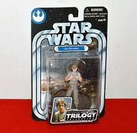 Star Wars Luke Skywalker Action Figure 01 Empire Strikes Back Trilogy Collection