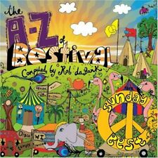 Various Artists - A-Z Of Bestival 2007 - Various Artists CD 7WVG The Cheap Fast