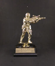 Paintball Trophy Award. Free Engraving.