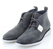 Y28 NEW $300 Men's Sz 10 M Cole Haan GrandEvolution Suede Chukka Boots