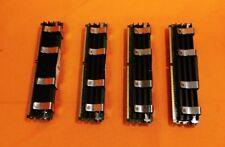 Crucial (4x1) 4GB DDR2 Memory [CT12872AP80E.18FD6D4] 240-PIN 128Mx72 DDR2 PC2-6