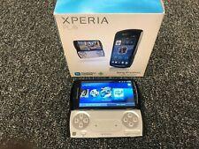 Sony Ericsson Xperia PLAY-Teléfono inteligente Negro-Grado Play A + (en Caja)