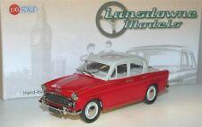 """Lansdowne Models LDM 48x 1956 Hillman Minx Series I """"Jublilee"""" grey/red 1:43"""