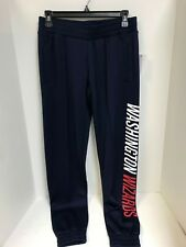 Washington Wizards WOMEN'S Sweatpants Navy GIII 4her Sample - Small