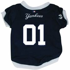 New York NY Yankees MLB Large Mesh Pet Dog Jersey~SEE AD for SIZE/Measurement