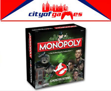 Monopoly Ghostbusters Edition Board Game New