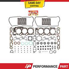 Head Gasket Bolts Set for 89-91 Toyota Camry Lexus ES250 2.5 DOHC 24V 2VZFE
