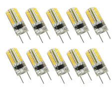 USA Shipping 10pcs G8 Bi-Pin T4 Led Dimmable bulb 2W 64-3014 SMD Lamp 2700K/110V