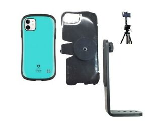 SlipGrip Custom Made Holder For Apple iPhone 11 Using iFace Shockproof Bumper
