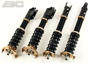 BC Racing Adjustable Coilovers Kit BR Type For 1986-1992 Toyota Supra