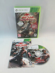 Xbox 360 - Dead Island Game of the Year