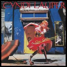 CYNDI LAUPER - SHE'S SO UNUSUAL D/Rem CD ~ GIRLS JUST WANNA HAVE FUN 80's *NEW*