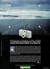 Publicité 2003  Appareil photo numérique FINEPIX  F 700 ZOOM  FUJIFILM