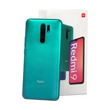 Xiaomi Redmi 9 Ocean Green Grün 4 GB RAM 64 GB ROM Dual SIM Smartphone Handy