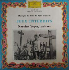 "Narciso Yepes - Jeux Interdits - Vinyl 7"" 45T (Single)"