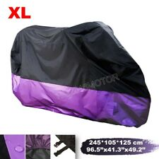 XL Waterproof Motorcycle Cover for Kawasaki Ninja 250 300 500 600 650 R ZX 6R 7R