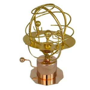 Orrery Model of The Solar System Gold 19 * 12cm