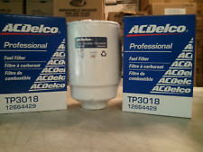 AC-Delco Professional TP3018 Fuel filter (3-Pack)